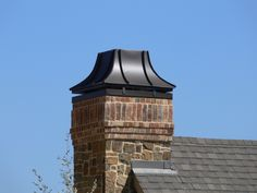 If you are aiming to find out leading 10 ways to refurbish your house wonderfully yet financially then read below: Stone Chimney, Chimney Cap, Wall Design, House Design, Farmhouse Remodel, Exterior House Colors, Fireplace Design, Metal Roof, My Dream Home