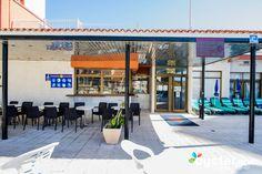 The Pool Bar at the Cabana Hotel