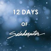 Twelve Days of Saladmaster | Saladmaster Recipes