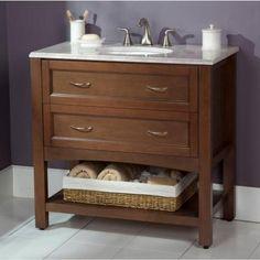 Magick Woods 36 Ashwell Collection Vanity Base At Menards Boys Bathroom Remodel Pinterest