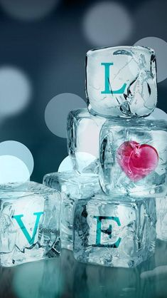 Ice Cube Love You IPhone Wallpaper Mobile Wallpaper Go Wallpaper, Heart Wallpaper, Trendy Wallpaper, Cellphone Wallpaper, Mobile Wallpaper, Wallpaper Backgrounds, Cute Wallpaper Images, Cute Wallpapers For Android, Pretty Wallpapers