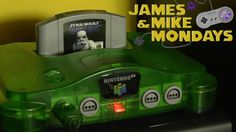 http://pinterest.com/pin/7248049376472573/ Star Wars: Shadows of the Empire (N64) Part 2 - James & Mike Mondays