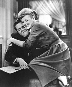 My favorite show even though I've watched all episodes in reruns!  LOL   I always laugh, even after watching an episode many times!  I Love Lucy!
