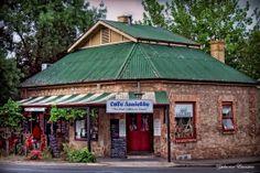 Hahndorf, Adelaide Hills, South Australia.