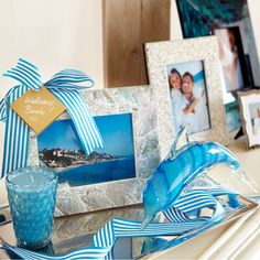 Libra's lucky color is blue, which means ocean-themed gifts always make a splash.  It's Beach Time.