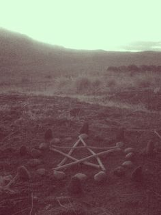 Earth Magick | Magic Circle Casting | Pentagram | Pentacle | Nature Witch | Pagan | Witchcraft | Wicca | Ritual | Ceremony | Alter | Esoteric | Occult.