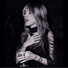 The Queen, Stevie Nicks