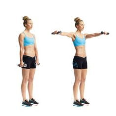 The 15-Minute Armed for Summer Workout   Healthy Living - Yahoo Shine