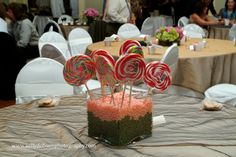 DIY Kids Table Centerpiece Weddings at The Henry Ford