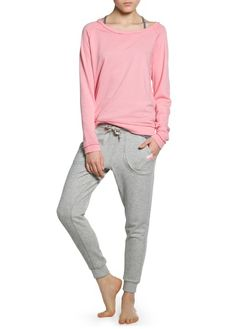 Yoga - Relaxed cotton trousers  #Mango #Sport #SS14 #Yoga