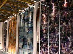 Dune Ceramica Aura Agate Glass, Aura Onix Glass & Aura Ametyst Glass. 2014 Novelties https://www.facebook.com/duneceramica