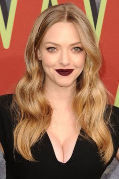 Amanda Seyfried's medium-tone blonde is the perfect option for anyone who isn't quite ready to try a super-light shade.
