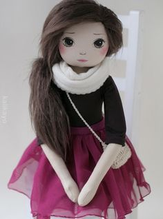 Margery – the romia doll