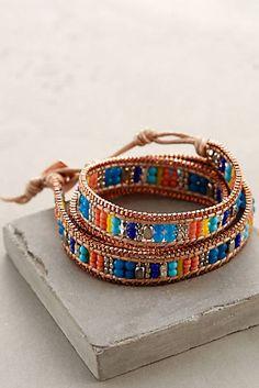 Castillo Wrap Bracelet