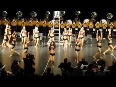 "2011 - LSU Golden Girls - Tigerama - ""Fever"". Favorite Song. Love this. Get it"