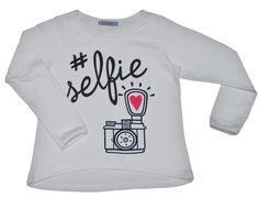 Remera Selfie