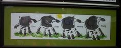elephant handprint painting. so so cute!