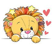 Illustration about Cute Cartoon Lion with hearts on a white background. Illustration of celebrations, computer, design - 103474639 Kids Cartoon Characters, Cartoon Lion, Cute Cartoon Animals, Clipart, Cute Images, Cute Pictures, Cute Lion, Belly Painting, Face Painting Designs