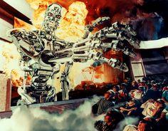 T2:3D Battle Across Time promotional material