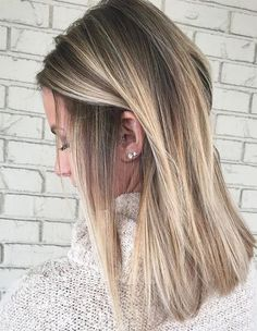 Hair Color Ideas for Straight Medium Hairstyles 2018