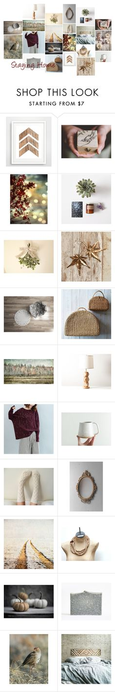 """""""Staying Home"""" by insearchofwild ❤ liked on Polyvore featuring interior, interiors, interior design, home, home decor, interior decorating and WALL"""