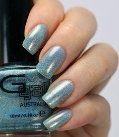 $3 Glitter Gal Bondi Blue