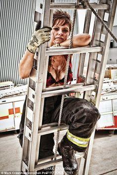 women firefighters calendar - Google Search