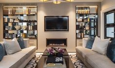 How To Style A Coffee Table, LuxDeco Magazine, Luxury Interior Design Inspiration, Ideas & Trends Luxury Interior Design, Best Interior, Interior Design Inspiration, Interior Architecture, Design Ideas, Design Projects, Living Area, Living Spaces, Mews House