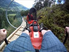 Sommerrodelbahn Lienz this is crazy, you have to watch it! I wanna go to Austria to go ride the rides at sommerodelbahn Summer Ideas, Summer 2015, Austria, Places To See, To Go, Traveling, Wanderlust, Europe, Viajes