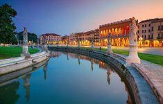 Архитектурное великолепие города Падуя (Padova) покоряет туристов и навсегда остается в их сердцах. Мы готовы влюбить вас в Падую во второй части рассказа об этом очаровательном городе и его многочисленных достопримечательностях. Orange Architecture, St Peters Basilica, Ferrari California, Concrete Building, Grand Canal, City Buildings, Wall Murals, Canvas Wall Art, Tourism