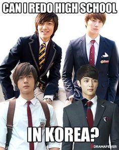 Lee Min Ho, Minho (SHINee), Jung Il Woo  Yes please!!!