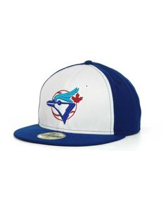 New Era Toronto Blue Jays Authentic Collection 59FIFTY Cap Sombreros Y  Gorras cec98d52a68
