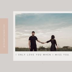 @AmberravWrites posted to Instagram: I only love you when I miss you. #writingprompt #writersblock #amwriting #writerscommunity #instawriting #spilledthoughts #writingislife #christianfiction #christianwriters #fictionwriter #writerslife #aspiringwriter #promptedtowrite #acfwcommunity #writingprompts #amwritingya #quotes #cleanromance #write #storyideas #prompt #writersofinstagram #writersofig #writing #writersnetwork #aspiringwriters #storystarter #promptedwriter #embersgram⠀ #fictionwritin My Only Love, Love You, When I Miss You, Story Starters, I Missed, Writing Prompts, Writer, Polaroid Film, Quotes