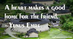 Yunus Emre quotes: top famous quotes and sayings from Yunus Emre
