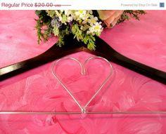 20% OFF SALE Bridal Dress Hangers Wedding by OriginalBridalHanger