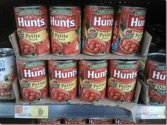Hunt's Tomatoes Just