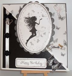 made by Linda Simpson using Lelli-Bot Crafts Fairy Magic