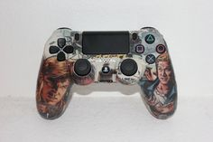 Custom Playstation 4 PS4 Wireless Comic Controller