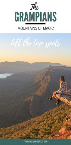Grampians Australia: I love the amazing Grampians National Park. Grampians Victoria. Grampians Halls Gap. A Must as a trip from Melbourne.