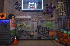 Cosplay House na vida real tartarugas ninja no airbnb