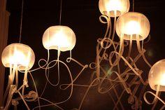 {043} Jellyfish Lights, Bar Crudo by The Inadvertent Gardener, via Flickr