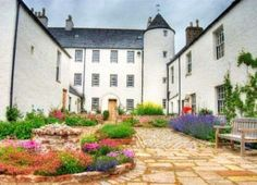 Logie Country House in Aberdeenshire, Scotland