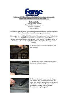 dump valve diesel seat leon XMQBsoyP carspecsinformation.com