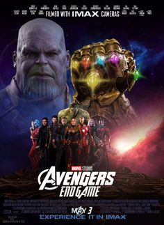 Universal Movies Free Hd Avengers Endgame 2019 Movie Poster