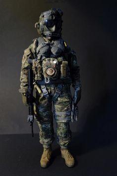 Modern War (1990s to Present) Us army soar 2- the death card - OSW: One Sixth Warrior Forum