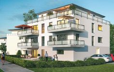 Apartments for sale in brand new development in Berlin, Germany