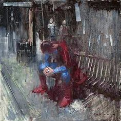 Superman by William Wray.