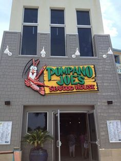My new favorite restaurant in Panama City Beach, FL