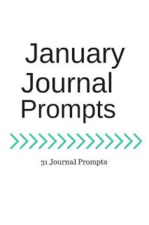 Life of Lovely: January Journal Prompts + Printable