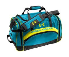 Under Armour Pth Victory S Team Duffle - Break/high-vis Womens Workout Outfits, Sport Outfits, Under Armour Rucksack, Nike Shoes Outlet, Cute Bags, Sport Wear, Under Armour Women, Nike Free, Bag Accessories